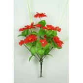 Букет полевых цветов с осокой БС016-1к