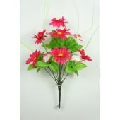Букет полевых цветов с осокой БС016-1м