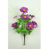 Букет полевых цветов с осокой БС016-1ф