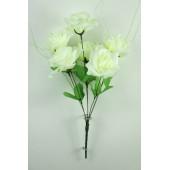 Букет роз остролистных с осокой БС025б