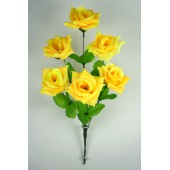 Букет роз остролистных с осокой БС025ж