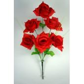 Букет роз остролистных с осокой БС025к
