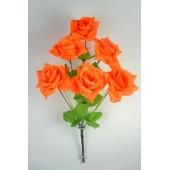 Букет роз остролистных с осокой БС025о