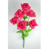 Букет роз остролистных с осокой БС025м