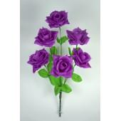 Букет роз остролистных с осокой БС025ф