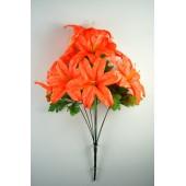 Букет лилии атласной БС028о