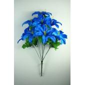 Букет лилии атласной БС028с