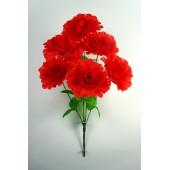Букет роз резных с осокой БС031к