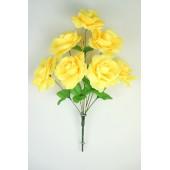 Букет роз с золотистой осокой БС035ж