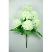 Букет хризантемы шар БС043б