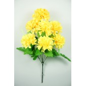 Букет хризантемы шар БС043ж