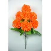 Букет хризантемы шар БС043о