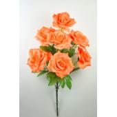 Букет роз атласных с добавками БС053-1о