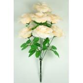 Букет роз БС123-1пудровый