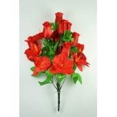 Букет роз и орхидей БС124к