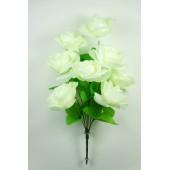 Букет атласных роз БС131б