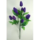 Букет тюльпанов БС151чернильный
