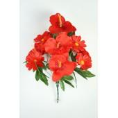 Букет орхидей с космеей БС156к