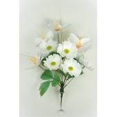 Букет орхидей с космеей БС156-1б