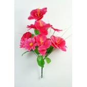 Букет орхидей с космеей БС156-1м