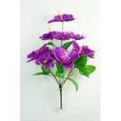 Букет орхидей с космеей БС156-1ф