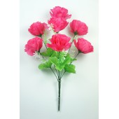Букет роз с подмаренником БС180м