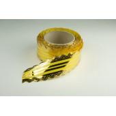 Лента ажурная 5 см * 25 у ЛЖР-5 желтая