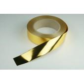 Лента металлизированная 3 см * 50 у ЛМ-3 золото