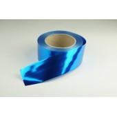 Лента металлизированная 5 см * 50 у ЛМ-5 синий