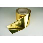 Лента металлизированная 8 см * 50 у ЛМ-8 золото