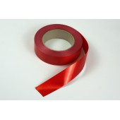 Лента простая 3 * 50 м ЛПР-3 красный