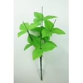 Подбукетник 7 веток с листьями розы ПЛ012-2
