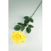 Роза одиночная атласная ЦС092ж