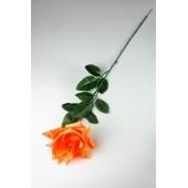 Роза одиночная атласная ЦС092о