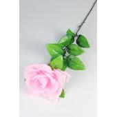 """Роза одиночная """"Кардинал"""" ЦС124свет-роз"""
