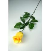 Роза одиночная бутон ЦС132ж