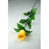 Роза одиночная бутон ЦС132-1ж