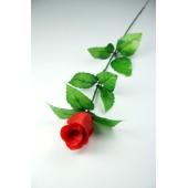 Роза одиночная бутон ЦС132-1к