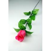 Роза одиночная бутон ЦС132-1м